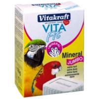 Vitakraft Mineral Jumbo мел для крупных попугаев, 160г