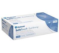 Перчатки виниловые Medicom Safetouch Everstrong