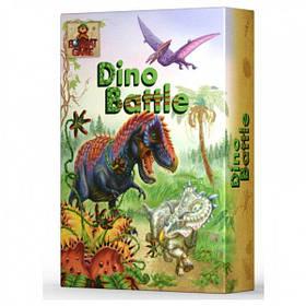 Игра настольная Bombat Game Dino Battle (2-4 игрока, 5+ лет) | Настольный игровой набор
