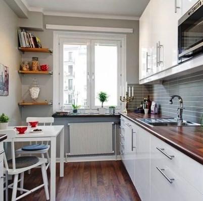 Отопление кухни квартиры или частного дома