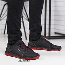 Мужские кроссовки красная подошва, фото 2