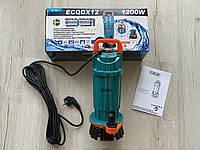 Погружной насос для грязной воды Euro Craft ECQDX12 / 1200Вт