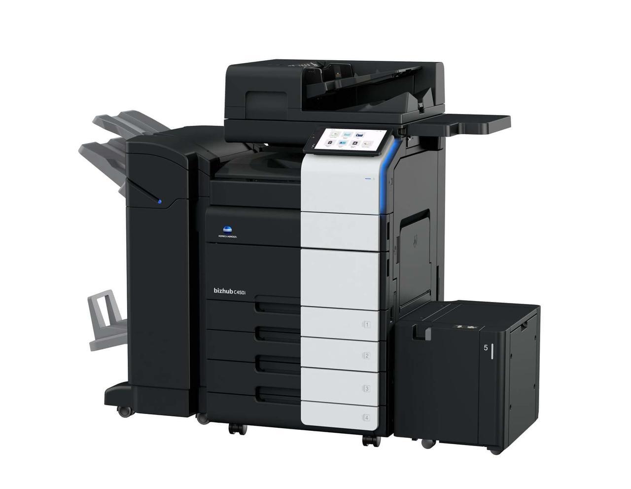 Konica Minolta bizhub C450i (сет. принтер/копир/сканер/дуплекс/СКСМ)
