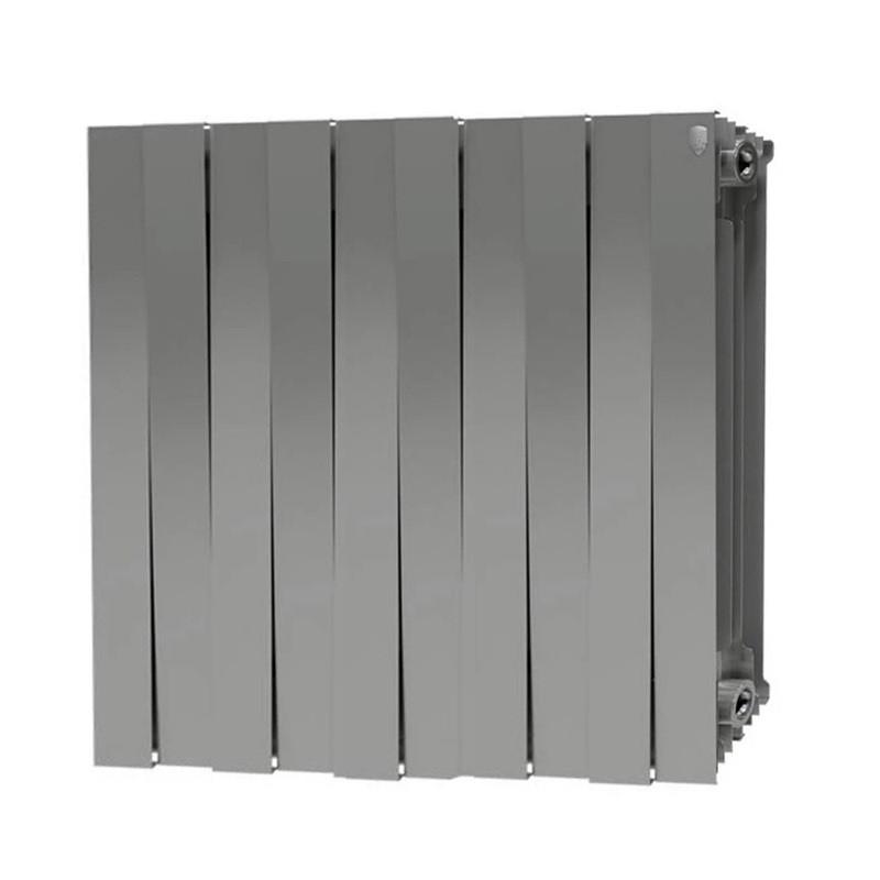 Радиатор Royal Thermo PianoForte 500 Silver Satin - 10 секц