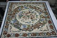 Мозаичное панно из мрамора