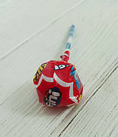 Леденец на палочке со жвачкой Fini Pop Cherry (Испания), фото 1