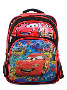 Шкільний рюкзак для хлопчика з 3D малюнком і щільною спинкою BR-S 1209632029