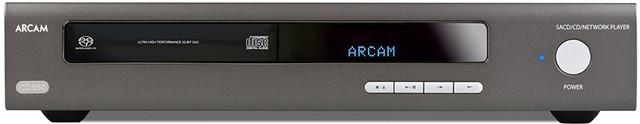Arcam CDS50 CD/SACD сетевой проигрыватель с сервисами Spotify, Tidal, Qobuz, Deezer