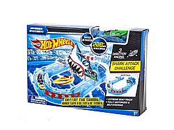 """Водний Трек Хот Вілс """"Втеча від Акули"""" Hot Wheels Shark Track"""