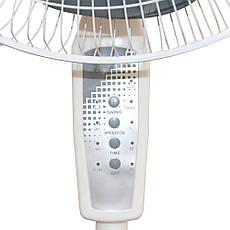 Напольный вентилятор Rainberg FS-1608 с пультом и таймером (40Вт, 44см), фото 2