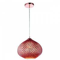 Подвесной светильник Gallery Direct Livia красный (5016087910564)