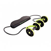 Тренажер колесо Tina Revoflex Xtreme, для всего тела, для всех групп мышц