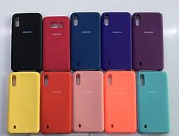 Чехол Silicone Cover для Samsung Galaxy A30s