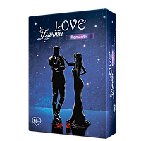 Игра настольная Bombat Game LOVE фанты романтик (2 игрока, 18+ лет) | Настольный игровой набор для взрослых