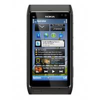 Китайский Nokia N8, 2 sim, Jawa, Fm, Точная копия. Металический корпус., фото 1