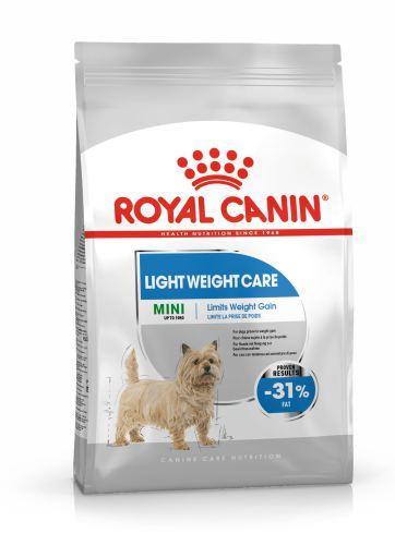 Royal Canin Mini Light Weight Care (Роял Канін) сухий корм для собак схильних до набору ваги 3 кг
