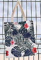 """Эко сумка для покупок """"Tropics"""", фото 1"""