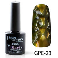 Lady Victory гель лак, объем 7,3 мл, GPE-023