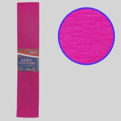 Гофрированная бумага Josef Otten KR55-8016 50*200 см 20 г/м2 малиновая