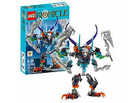 Конструктор Bionicle Бионикл Космический воин Стальной череп 249дет