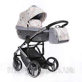 Детская универсальная коляска 2 в 1 Junama Creative 02