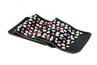 Массажный ортопедический коврик дорожка для ног детей с камнями 70см OBABY