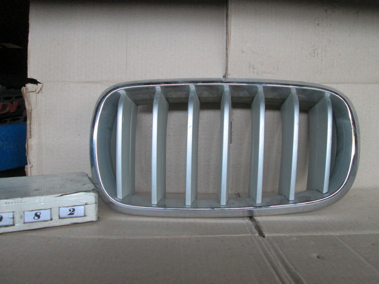 №82 Б/у Решетка радиатора для BMW X5 (F15) 2013-