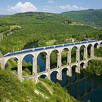 Французька залізниця переходить на сонячну електроенергію
