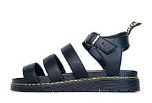 Женские сандалии Dr. Martens 31650 черные