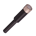 Сверло алмазное Baumesser DDR-V 14x30xS10 Keramik Pro (910278018049), фото 2