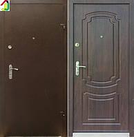 Дверь входная Бастион-БЦ Порошок-Элит Б-7 ПВХ-80, дверь для квартиры, офиса, дверь бронированная