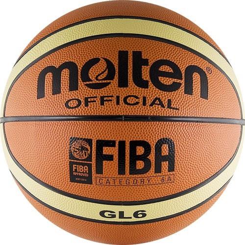 "М`яч баскетбол. ""Molten"" №BG67X"