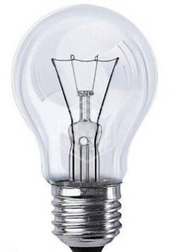 "Лампа ЛЗП ""Іскра"" A50 60Вт Е27 гофра(1)(100)"