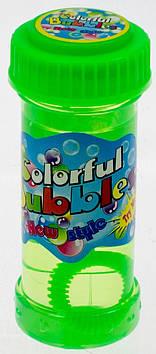 Мильні бульбашки 50мл,8,5см,в дисплеї,24х16х9,5см,3 кольор. №M2451(24)(384)
