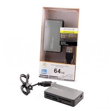 """Cardreader """"Atcom"""" TD2053 USB2.0 №16114"""