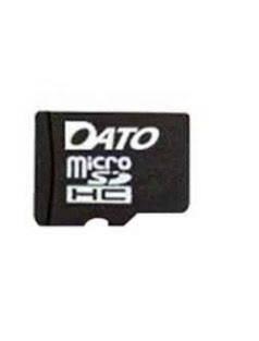 Карта пам'яті 4Gb Micro-SDHC Dato class4
