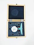 Глубиномер индикаторний КМ-422-01D (0-230мм/0,01 мм), фото 3