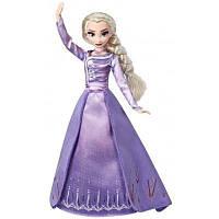 Кукла Hasbro Frozen Холодное сердце 2 Эльза (E5499_E6844)