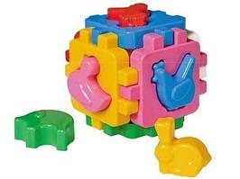 """Игрушка куб """"Умный малыш Домашние животные ТехноК"""", арт."""