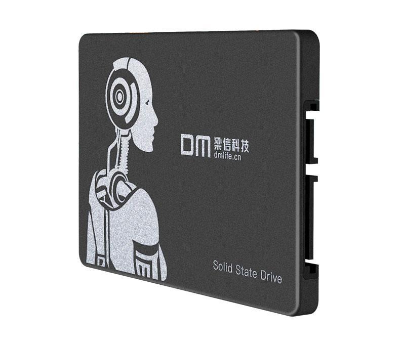 """SSD диск 512Gb твердотільний для ноутбука та ПК 2.5"""" жорсткий накопичувальний DM F5 SATA III (ССД 512 Гб)"""
