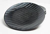 Тарелка керамическая черная