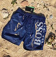 Плавательные шорты Hugo Boss blue