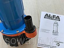 Погружной насос для грязной воды Al-Fa ALQDX12 / 1200Вт, фото 3