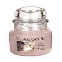 Ароматическая свеча Village Candle Уютный кашемир (время горения до 55 ч)