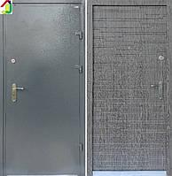 Дверь входная Бастион-БЦ Порошок-Элит Эскада-8 ПВХ-01, дверь для квартиры, офиса, дверь бронированная