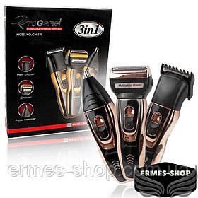 Машинка для стрижки волосся Gemei GM 595 3в1