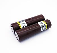 Аккумулятор 18650 высокотоковый Li-ion 3.6В 3000мАч 20А Liitokala HG2