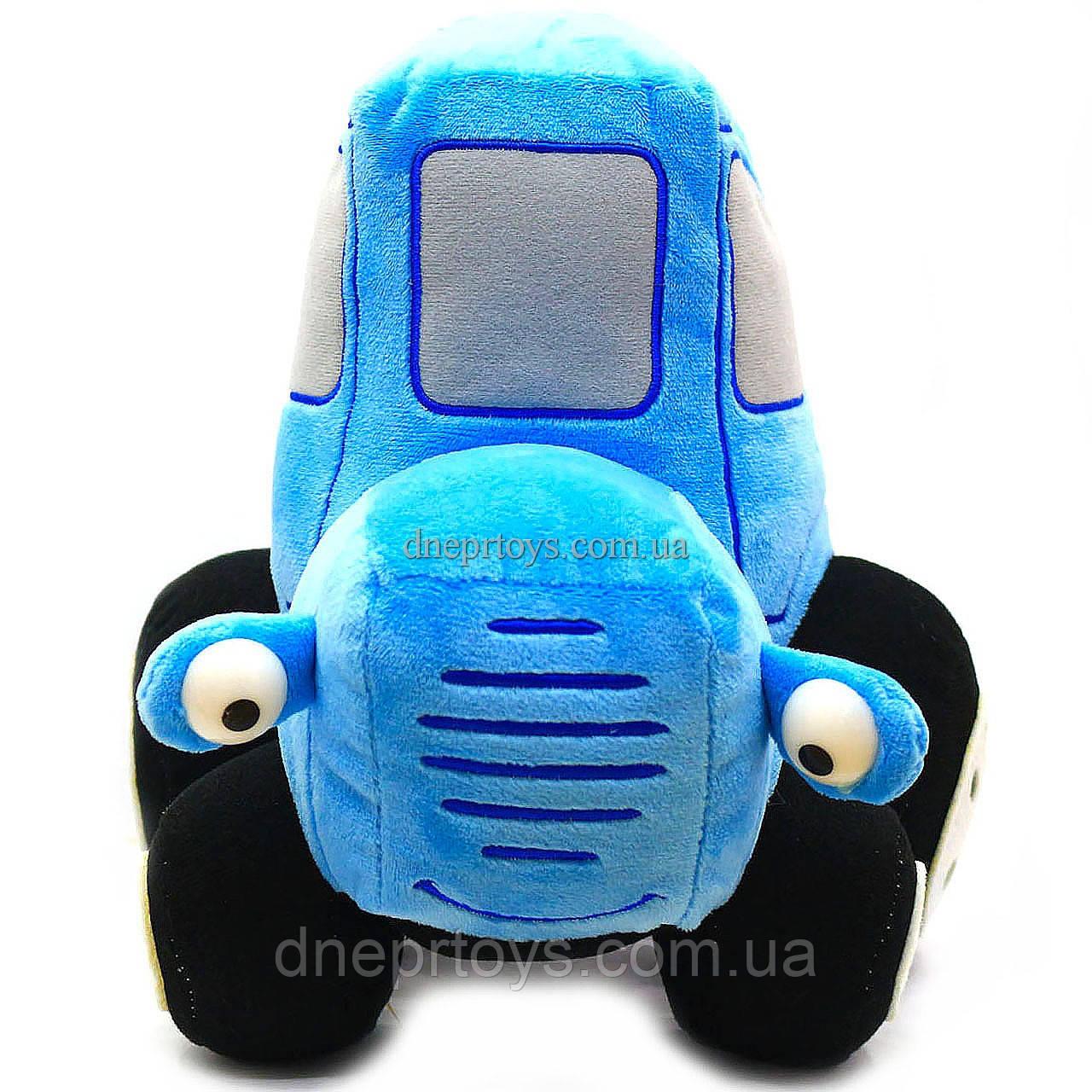 Мягкая игрушка «Синий трактор» - 25х20х22 см (00663 ...