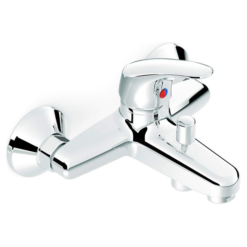 Змішувач ТАЛАС ванна/душ, хром (H3211N70044001)