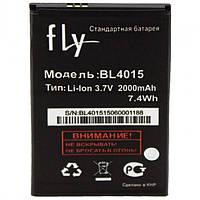 Акумулятор для телефону Fly BL4015 2500mAh